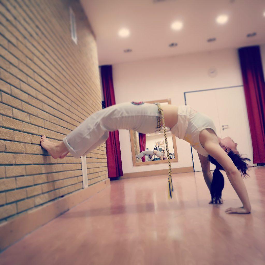capoeira edzés budapest